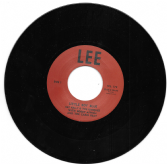 Pat Kelly & The Uniques - Little Boy Blue / Glen Adams - I Can't Help It (Lee / Dub Store) 7""